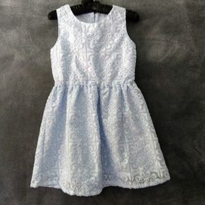 CHEROKEE | Baby Blue Formal Party Dress Size 10/12
